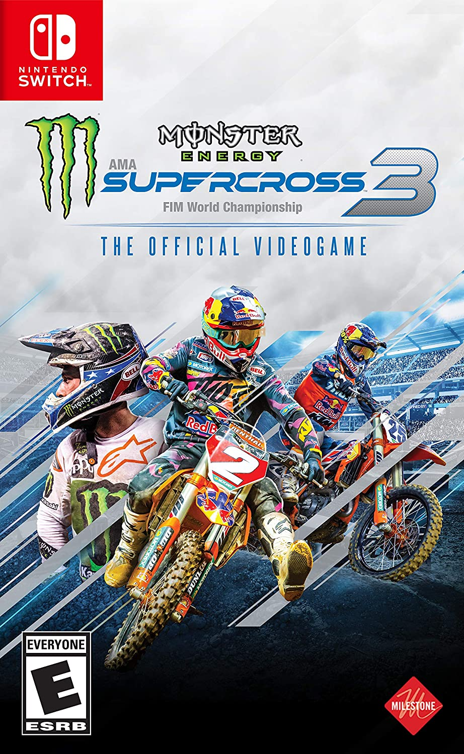 Supercross the Game 3 - Nintendo Switch