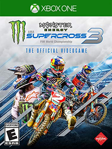 Supercross the Game 3 - Xbox One